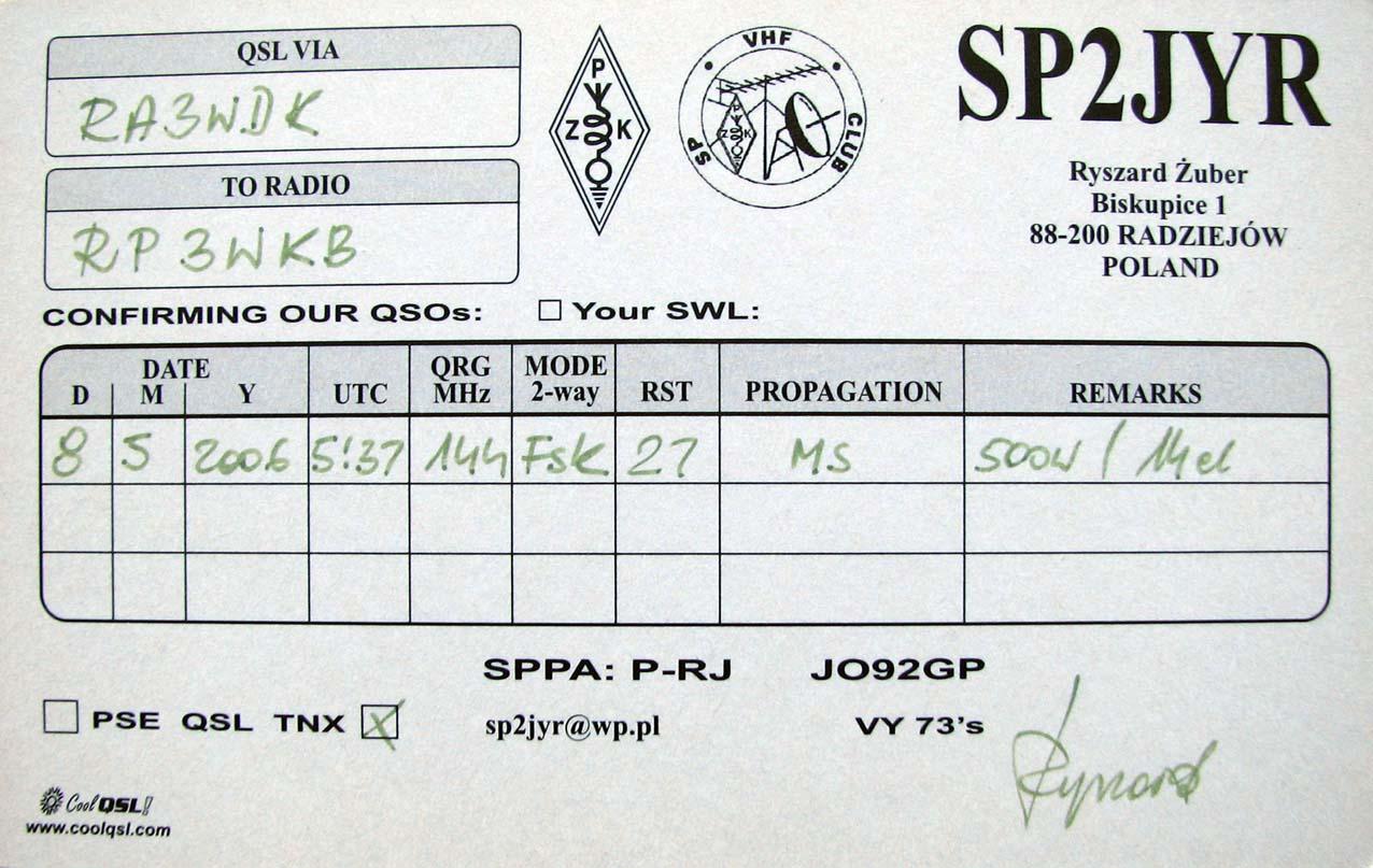SP2JYR